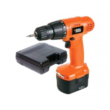 Taladro atornillador 10mm Black & Decker