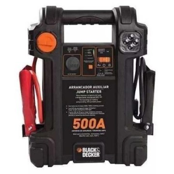 Inflador/Arrancador Black & Decker